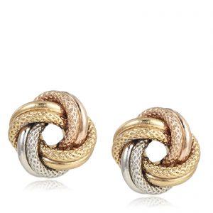 orecchini in oro vecchio